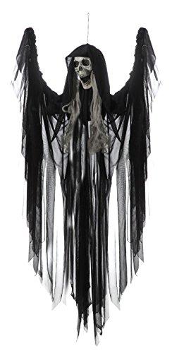 Preis am Stiel® Halloween Horror Braut, animiert - schwarz (Braut Halloween Animierte)