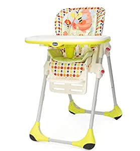 Chicco Polly Highchair - Sunny