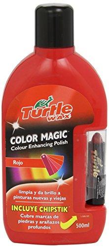 Turtle Wax FG7095 Magic Plus Pintura, Rojo, 500 ml