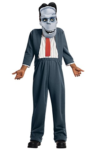 Frank Hotel Transylvania 2 - Kids Costume 8 - 10 years