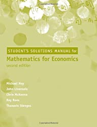Mathematics for Economics: Student Solutions Manual
