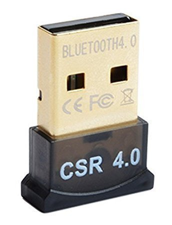 Bluetooth 4.0 SYIN Mini USB Bluetooth 4.0 Dongle Adapter for PC Laptop // 8 32-Bit + 64-Bit //8.1//10 Black 32-Bit + 64-Bit Square Compatible with Window XP//Vista // 7 Bluetooth 4.0