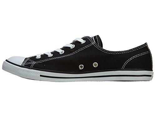 Converse - As Dainty Ox, Sneakers da donna Black