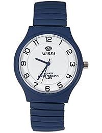 Marea Reloj con plástico pulsera, unisex, XL - B35245/16