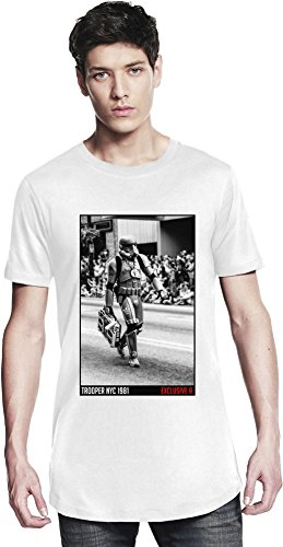 TROOPER IN NYC 1981 LONG T-SHIRT X-LARGE
