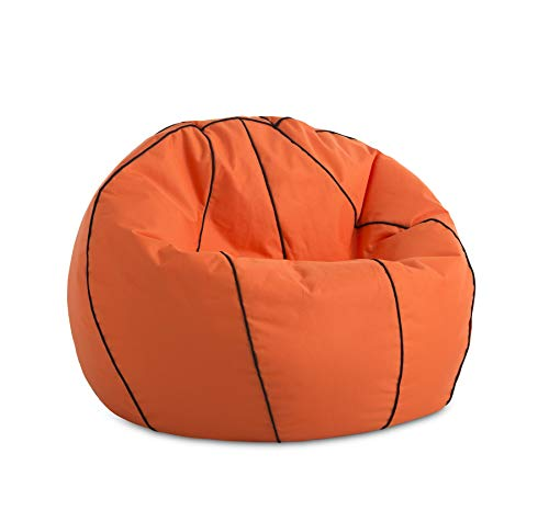 textil-home Basket-Puff Puff Pelota Basket Baloncesto, Doble Repunte,