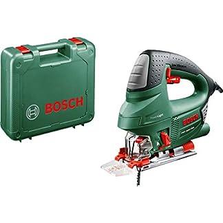 Bosch PST 900 PEL – Sierra de calar (620 W, en maletín)