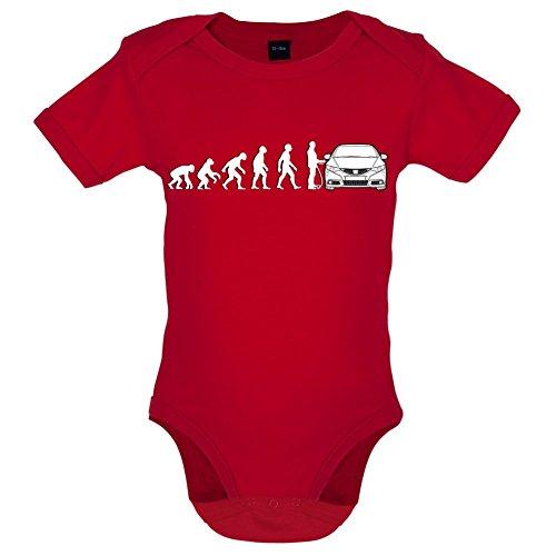 evolution-de-lhomme-honda-civic-marrant-bebe-body-rouge-12-a-18-mois