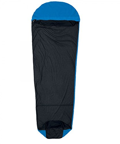 Cocoon Thermo Schlafsack Mummy Liner - Dual Liner - Thermolite Silk