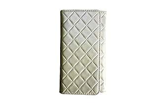 Atv Pu Leather Pouch Case Flip Cover For Oppo R1001 Joy(Cream White)