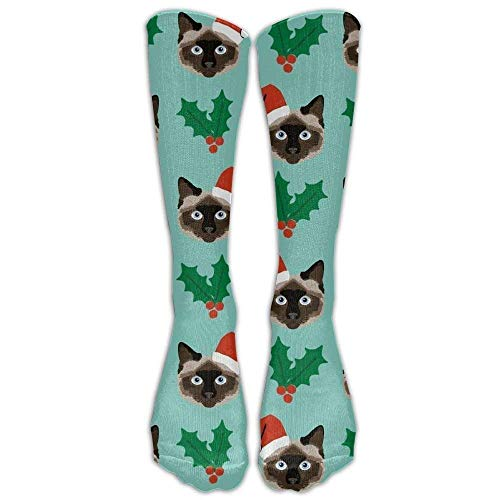 Xdevrbk Personalized Christmas Stocking, Retro Hipster Animal Portraits Front Panel Christmas Stocking 18¡± Red On The Back for Family Holiday Season Decor Portrait Panel