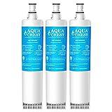 Best Filtros de agua del refrigerador Kenmore - 3 × AQUACREST 4396508 Reemplazo del filtro de Review