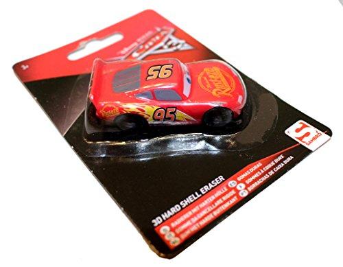 Disney Pixar Cars Lightning McQueen Radiergummi