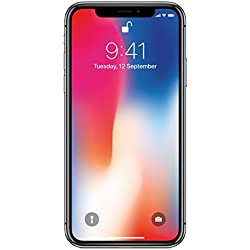 Apple iPhone X (Space Grey, 3GB RAM, 256GB Storage)