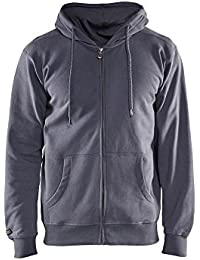 Blaklader Hooded Sweater With Front Zip