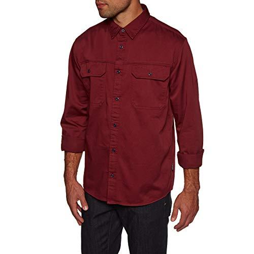 Patagonia Herren Hemd lang Four Canyons Twill Shirt LS -