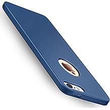 Funda iPhone SE, Joyguard iPhone SE/5/5S Case [Ultra-Delgado] [Ligera] Anti-rasguños Carcasa para Cubierta iPhone SE/5/5S - 4.0 pulgada - Azul Profundo