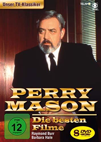 Perry Mason - Die besten Filme 3 [8 DVDs]