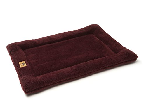 west-paw-montana-nap-dog-and-cat-bed-extra-large-42x27-inches-color-wine