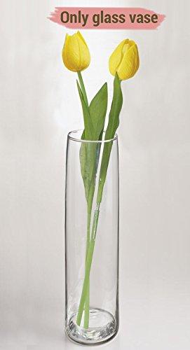 Tied Ribbons Glass vase