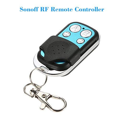 SONOFF Control Remoto RF ITEAD 433MHz 4 Botones Receptor