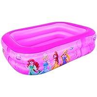 Bestway Disney Princess Family Paddling Pool - Pink