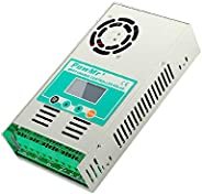 KKmoon MPPT-60A Safe And Reliable Solar Charge And Discharge Controller 12/24/36/48V Auto-Max DC190V Input Sol