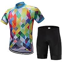 Pantalones de ciclismo Pantalones de montar en bic Pantalones cortos de Jersey de ciclismo de montaña de secado rápido para hombre de deportes al aire libre XXL ( Color : Shorts , tamaño : XXL )