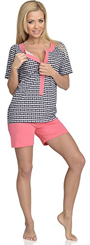 Be Mammy Stillpyjama Judith Coral-1