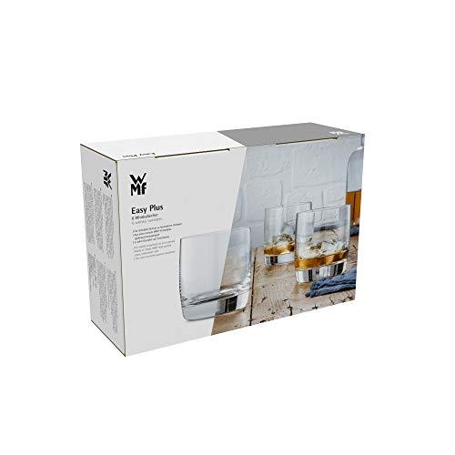 WMF Easy Whiskyglas Set 6-teilig 300ml Tumbler Whiskybecher spülmaschinengeeignet bruchsicher - 5