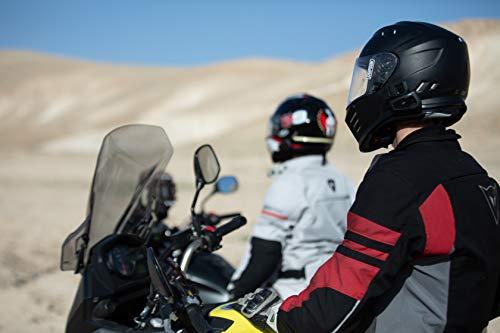 Cardo FREECOM 2 Plus – Motorrad 2-Wege Bluetooth Kommunikationssystem mit HD Audio für Fahrer zu Rider (Doppelpack) - 6