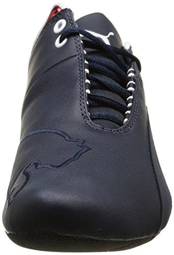 Puma - Bmw Ms Future Cat M1 2, Scarpe da ginnastica Unisex – Adulto Blu (Blau (bmw team blue-bmw team blue 02))