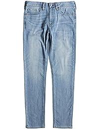 DC Shoes Worker Light Indigo Bleach Slim - Jean slim pour Homme EDYDP03334