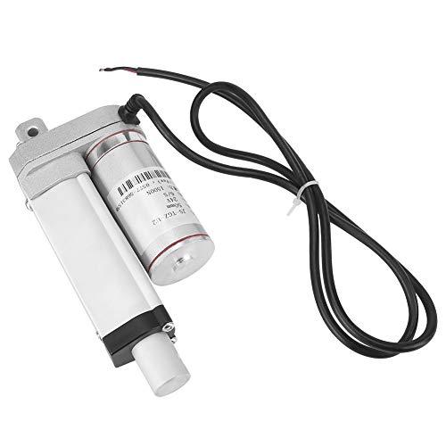 Medizinische Zylinder (Linear Actuator, DC 12V Linearantrieb 140KG Max, Zylinder elektrisch für medizinisches Auto Möbel Heimanwendung(50MM))