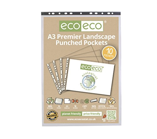 eco-eco A3 100% Recycled Premier...