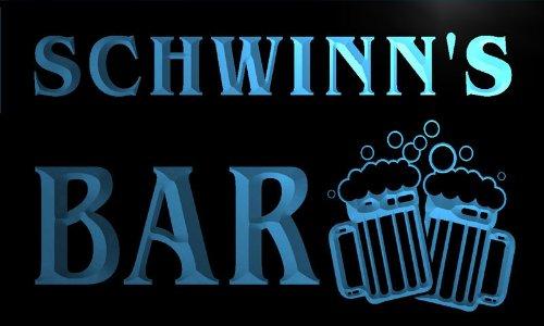 w024889-b-schwinns-nom-accueil-bar-pub-beer-mugs-cheers-neon-sign-biere-enseigne-lumineuse