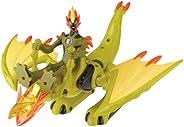 BANDAI Ben 10 Vehicles - Alien Creatures - Swampfire