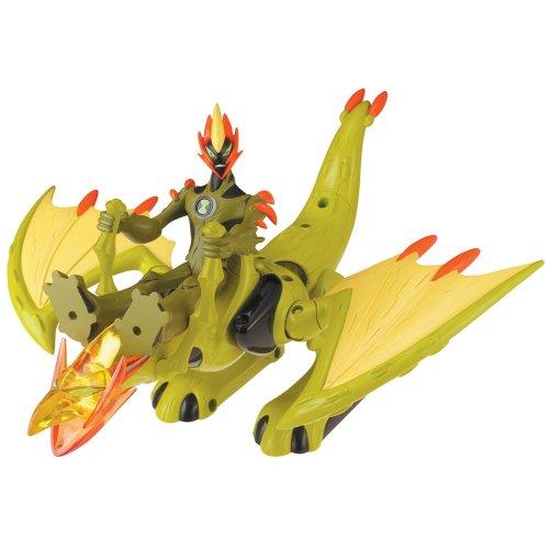 Ben 10 Vehicles - Alien Creatures - Swampfire