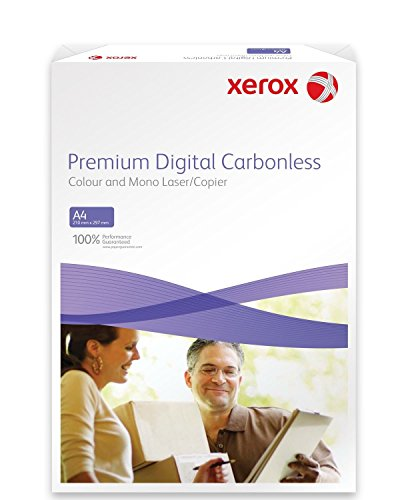 Cheapest Price for 3xXerox NCR Paper Digital Laser Carbonless 2-Part White and Pink Ref 003R99107 [250 Sets – 500 sheets Review