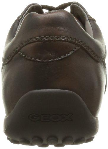 Geox Herren U Snake F-Vit Gymnastikschuhe grigio (Dove Grey)