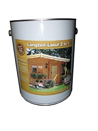 Sinus Langzeit-Lasur 2 in 1 - 5 Liter - Palisander