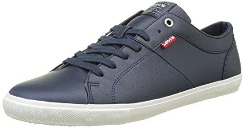 levis-woods-scarpe-stringate-derby-uomo-blu-navy-blue-44-eu