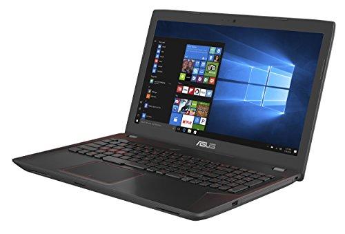 Asus FX553VD-DM1032T Laptop (Windows 10, 8GB RAM, 1000GB HDD) Black Price in India