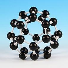 Fullerene Chemistry Molecular Model - Carbon 28