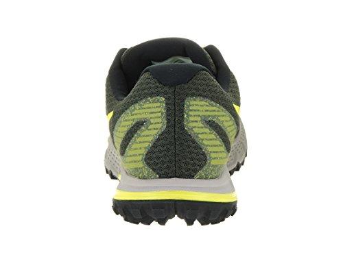 Nike 749336-302, Sneakers trail-running homme Vert