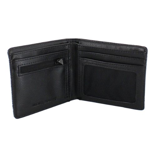Nixon Showtime Id Brieftasche All Black - Brieftasche Herren Black Wash
