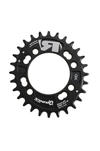 ROTOR Q-Ring Xc2 Q40t 104x4 Black, Scwarz, 40