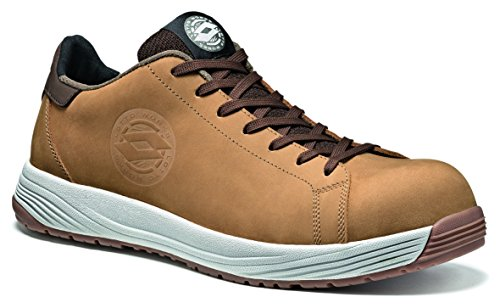 Scarpe antinfortunistiche Lotto Works SKATE S3 Beige Camel (43)