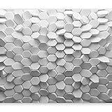 murando - Fototapete 400x280 cm - Vlies Tapete - Moderne Wanddeko - Design Tapete - Wandtapete - Wand Dekoration - optisch 3D f-B-0095-a-a