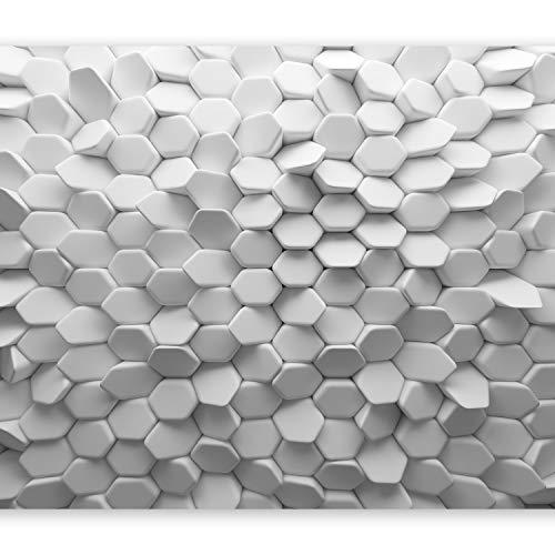 murando Carta da parati 400x280 cm Fotomurali in TNT Murale alla moda Decorazione da Muro XXL Poster Gigante Design Carta per pareti óttico 3D f-B-0095-a-a